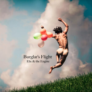 Burglars Flight - Cover art