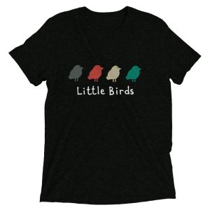 Four Little Birds T-shirt